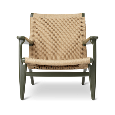 CH25 Easy chair Limited Edition - Carl Hansen & Son - Hans Wegner - Furniture by Designcollectors