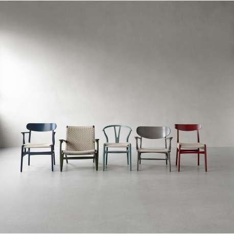 CH26 Armchair Limited Edition - Carl Hansen & Son - Hans Wegner - Home - Furniture by Designcollectors