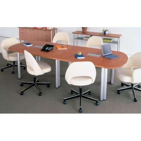 Saarinen Conference Chair Swivel/Tilt - Knoll - Eero Saarinen - Chairs - Furniture by Designcollectors