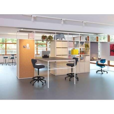 Pivot Stool Chaise de bureau - vitra - Antonio Citterio - Accueil - Furniture by Designcollectors