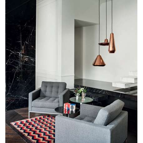 Florence Knoll Relax: Lounge chair - Knoll - Florence Knoll - Home - Furniture by Designcollectors