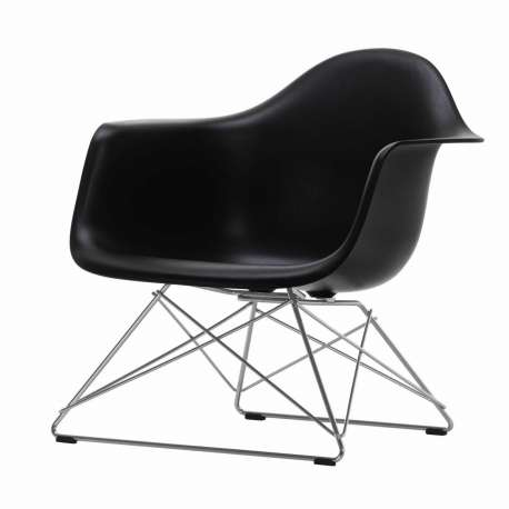 Eames Plastic Armchair LAR unupholstered - Vitra - Charles & Ray Eames - Furniture by Designcollectors