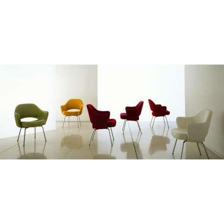 Saarinen Conference Relax armchair - Knoll - Eero Saarinen - Chairs - Furniture by Designcollectors
