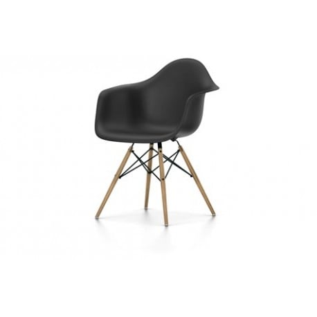 Eames Plastic Armchair DAW without upholstery - vitra - Charles & Ray Eames - Home - Furniture by Designcollectors
