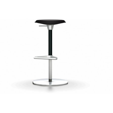 Zeb Stool Leather - vitra -  - Home - Furniture by Designcollectors