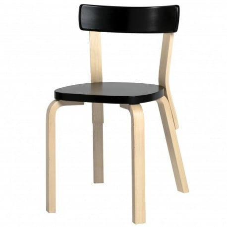 69 Chair - Artek - Alvar Aalto - Furniture by Designcollectors