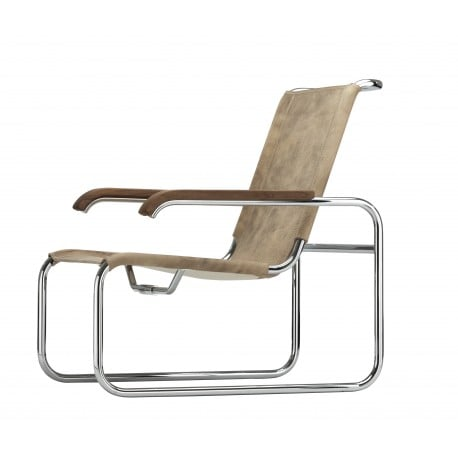 S 35 L Chair Pure Materials - Thonet - Arm & Lounge Chairs - Furniture by Designcollectors