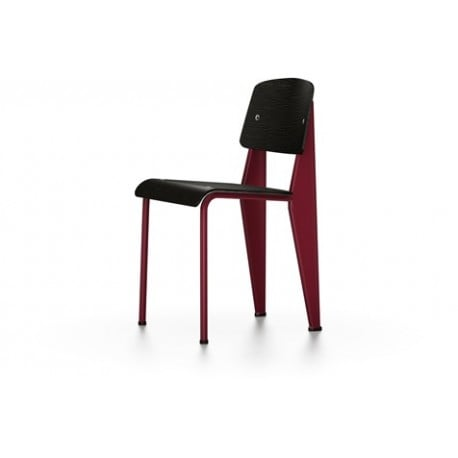 Standard Chair - vitra - Jean Prouvé -  - Furniture by Designcollectors