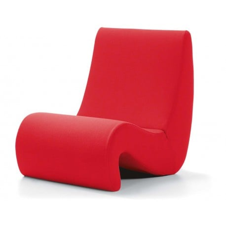 Amoebe Lounge Chair - vitra - Verner Panton - Chairs - Furniture by Designcollectors