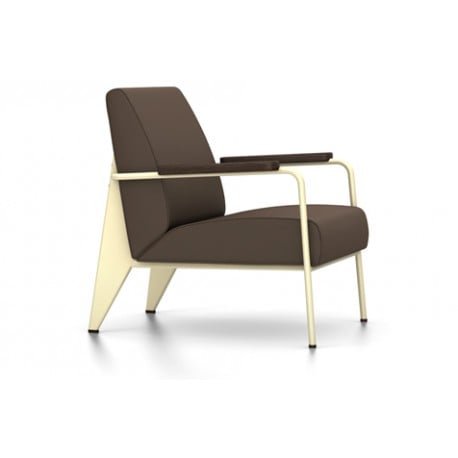 Fauteuil de Salon - vitra - Jean Prouvé - Arm & Lounge Chairs - Furniture by Designcollectors