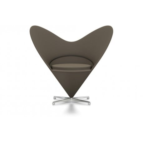 Heart Cone Chair - vitra - Verner Panton - Arm & Lounge Chairs - Furniture by Designcollectors