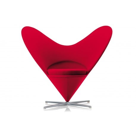 Heart Cone Chair - Vitra - Verner Panton - Home - Furniture by Designcollectors