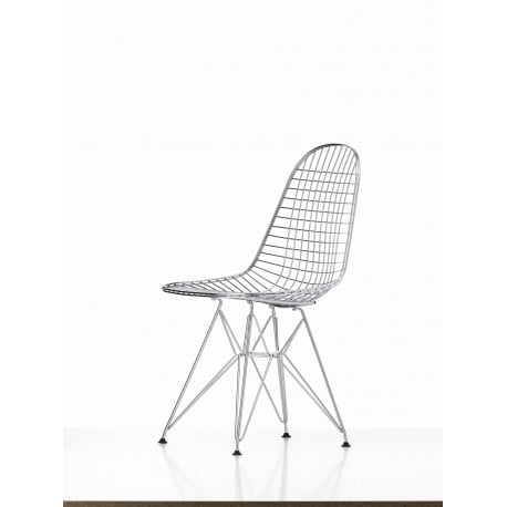 Wire Chair DKR - vitra - Charles & Ray Eames - Chairs - Furniture by Designcollectors