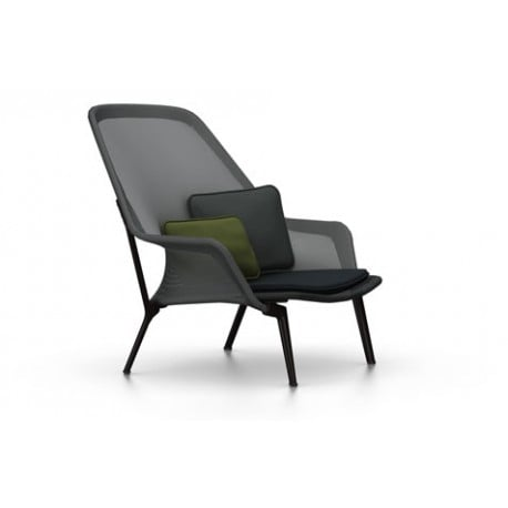 buy vitra slow chair by ronan and erwan bouroullec 2006 the biggest stock in europe of design. Black Bedroom Furniture Sets. Home Design Ideas
