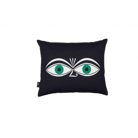 Graphic Print Pillow: Eyes - vitra - Alexander Girard - Textiles - Furniture by Designcollectors