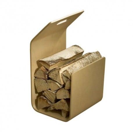 PN 001 Magazine firewood rack 'Kanto' - artek - Pancho Nikander - Home - Furniture by Designcollectors