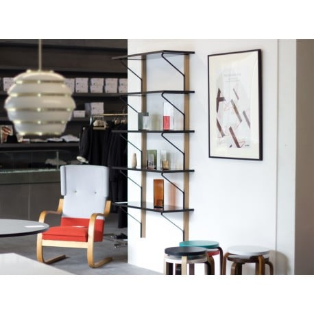 REB 009 Kaari high shelf - Artek - Ronan and Erwan Bouroullec - Storage & Shelves - Furniture by Designcollectors