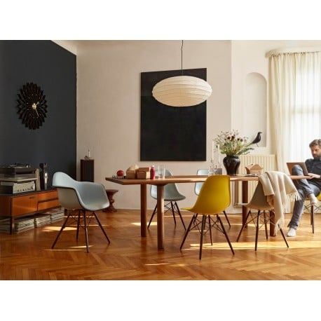 Nelson Sunflower Klok Zwart - vitra - George Nelson - Home - Furniture by Designcollectors