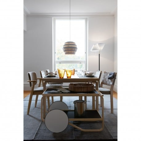 A809 Floor Lamp - Artek - Alvar Aalto - Lighting - Furniture by Designcollectors