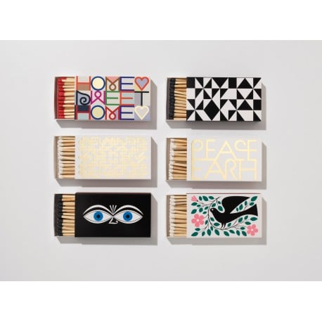 Matchbox Geometric A - vitra - Alexander Girard - Home - Furniture by Designcollectors