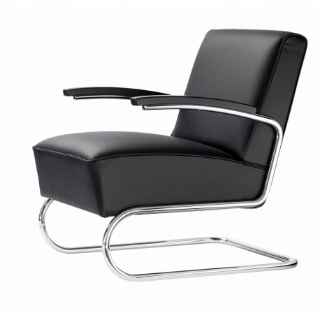 S 411 Armchair - Thonet - Thonet Design Team - Arm & Lounge Chairs - Furniture by Designcollectors