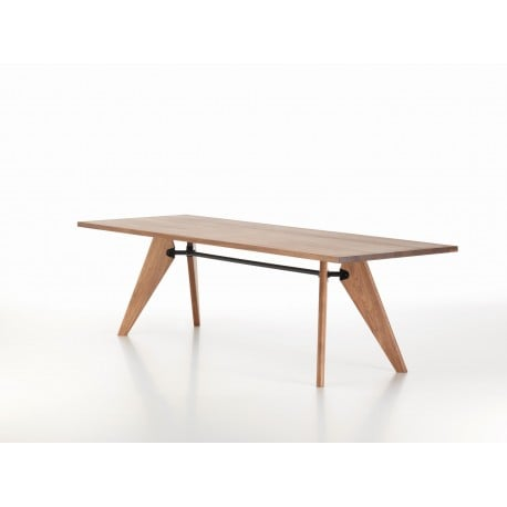 Table Solvay - vitra - Jean Prouvé - Tables - Furniture by Designcollectors