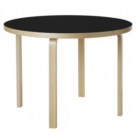 90A Table - artek - Alvar Aalto - Dining Tables - Furniture by Designcollectors
