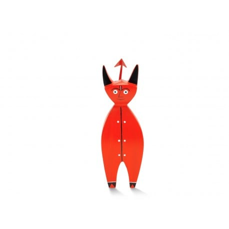 Wooden Doll: Little Devil - Vitra - Alexander Girard - Furniture by Designcollectors