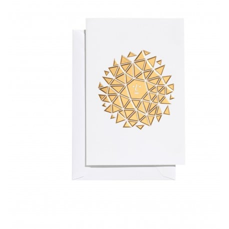 Greeting Card Sun - Vitra - Alexander Girard - Accessories - Furniture by Designcollectors