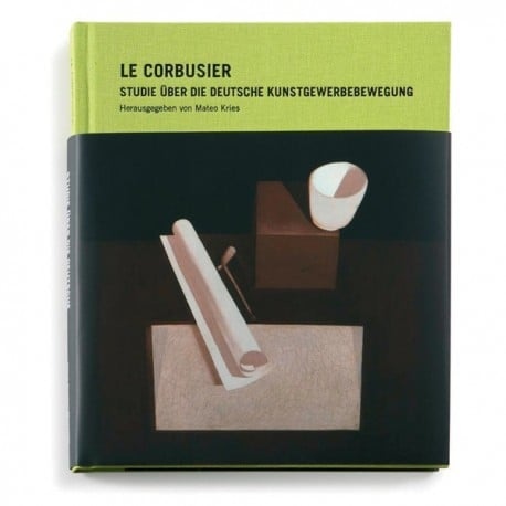 Le Corbusier: A study of the Decorative Art Movement in Germany - vitra -  - Accessories - Furniture by Designcollectors