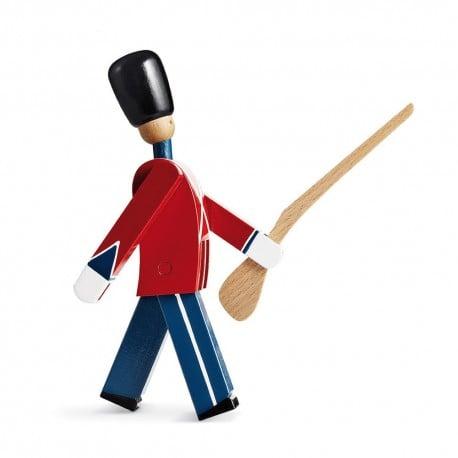 Guardsman with gun Wooden Figure - Kay Bojesen - Kay Bojesen - Gifts - Furniture by Designcollectors