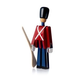 Guardsman with gun Wooden Figure