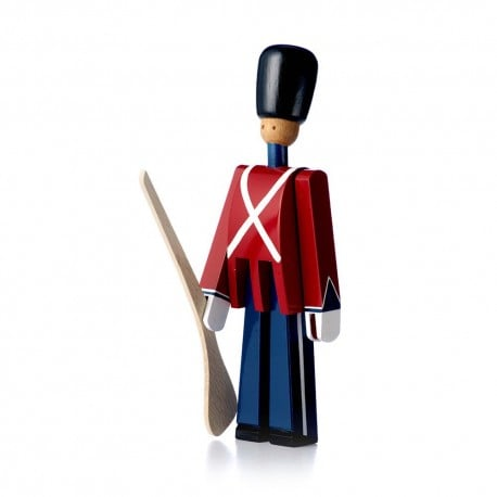 Guardsman with gun Wooden Figure - Kay Bojesen - Kay Bojesen - Furniture by Designcollectors