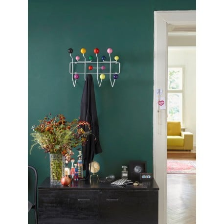 Hang It All Coat Rack: Multicolor - vitra - Charles & Ray Eames - Home - Furniture by Designcollectors