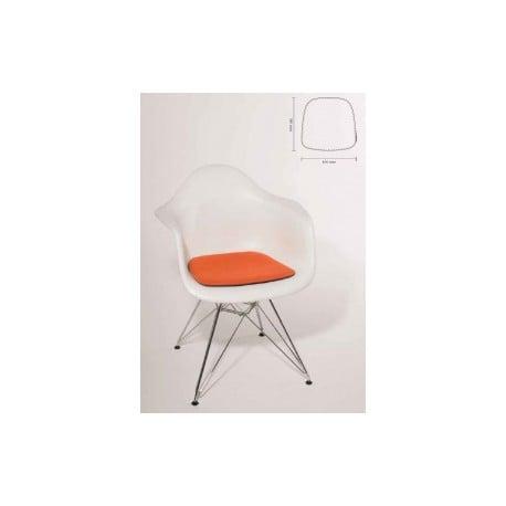 Parkhaus Seat Pad Eames Plastic Armchair - vitra - Parkhaus - Textiles - Furniture by Designcollectors