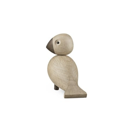 Songbird Alfred Wooden Figure - Kay Bojesen - Kay Bojesen -  - Furniture by Designcollectors