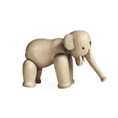 Elephant Wooden Figure - Kay Bojesen - Kay Bojesen -  - Furniture by Designcollectors
