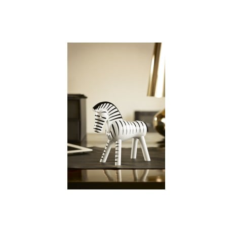 Zebra Wooden Figure - Kay Bojesen - Kay Bojesen -  - Furniture by Designcollectors