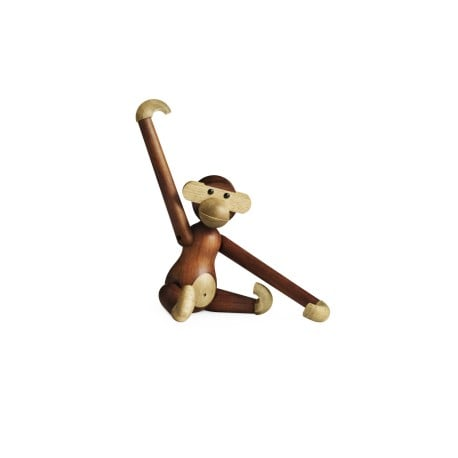 Monkey Wooden Figure small - Kay Bojesen - Kay Bojesen - Furniture by Designcollectors