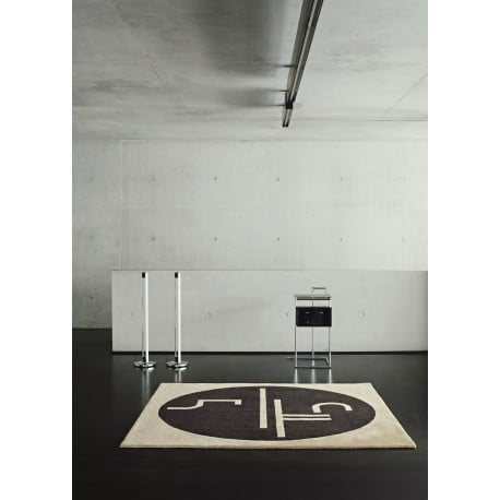 Classicon St Tropez Rug - Classicon - Eileen Gray - Textiles - Furniture by Designcollectors