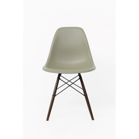 Bon Eames Plastic Chair DSW Without Upholstery   Vitra   Charles U0026 Ray Eames    Dining Chairs