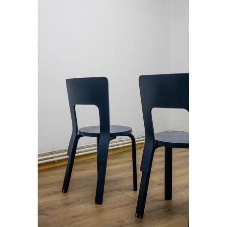 66 Chair - artek - Alvar Aalto - Dining Chairs - Furniture by Designcollectors