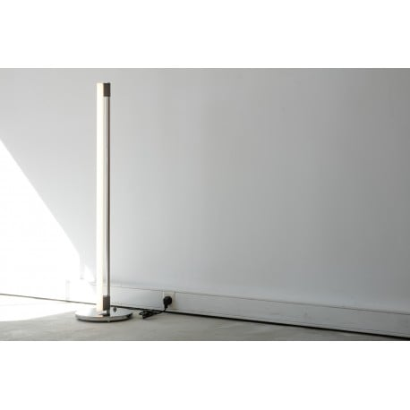 Buy classicon tubelight floor lamp by eileen gray 1927 the tubelight floor lamp classicon eileen gray lighting furniture by designcollectors aloadofball Images