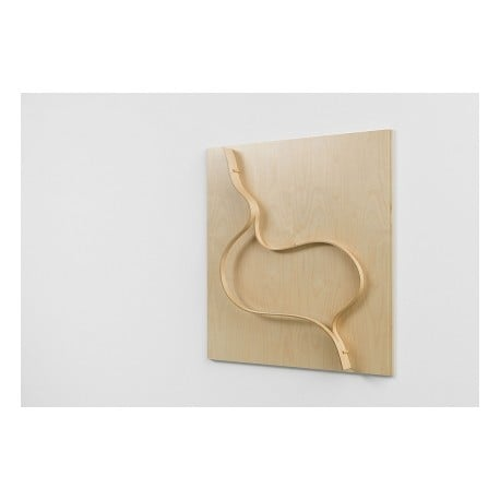 Experimental Wood Relief: Limited edition - artek - Alvar Aalto - Sculptural Objects - Furniture by Designcollectors