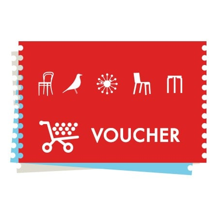 Gift Voucher -  -  - Accessories - Furniture by Designcollectors