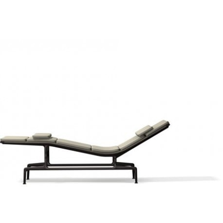 Soft Pad Chaise ES 106 - vitra - Charles & Ray Eames - Canapés et canapés-lits - Furniture by Designcollectors