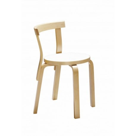 Artek 68 Chair - Artek - Alvar Aalto - Furniture by Designcollectors