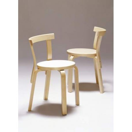68 Chair - artek - Alvar Aalto -  - Furniture by Designcollectors