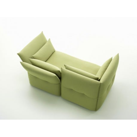 Mariposa Two-Seater - vitra - Edward Barber & Jay Osgerby - Sofas & Daybeds - Furniture by Designcollectors