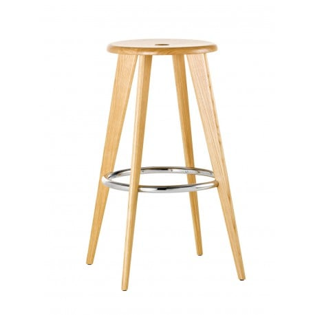 Tabouret Haut Kruk - vitra - Jean Prouvé - Home - Furniture by Designcollectors